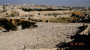 4 Cemetery on the Mt of Olives