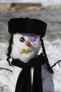 18th snowman