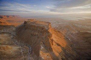 masada-fortress