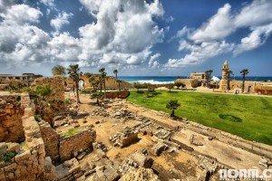Old Caesarea