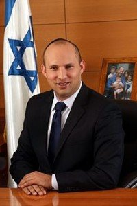 Naftali Bennett led the right-wing, religious party The Jewish Home since 2012. He has served as Israel's Minister of Education since 2015 and Minister of Diaspora Affairs since 2013. Between 2013 and 2015 he held the posts of Minister of Economy and Minister of Religious Services.