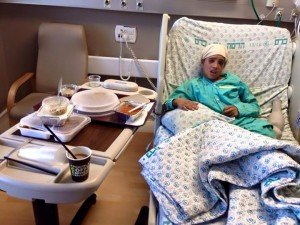 """Palestinian press claims this 13 year old was """"executed"""" by Israel. In fact, he stabbed a young Israeli bike rider...and was hurt when police stopped (but not shot) him. The young terrorist is very much alive and is being treated at Israeli hospital."""