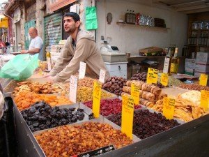 More dried fruit.