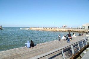 Ancient port of Jaffa