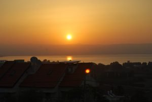 Sunrise from Migdal