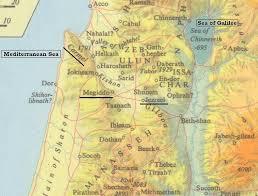 Mt Carmel Map